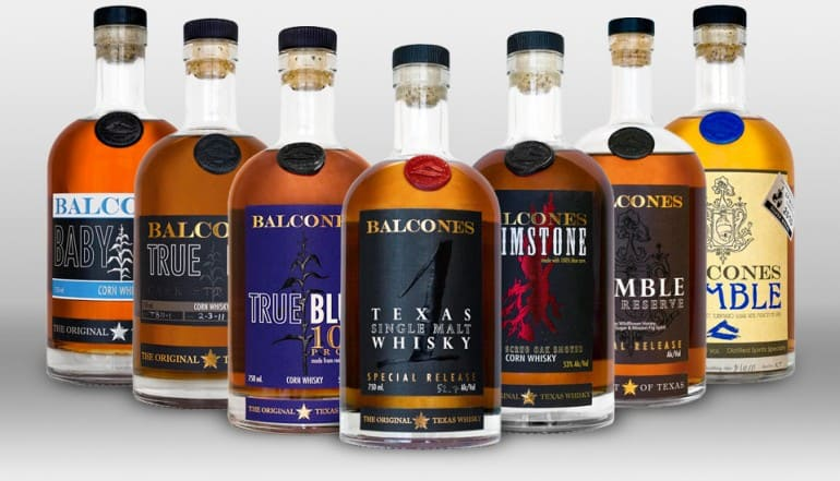 Balcones expressions