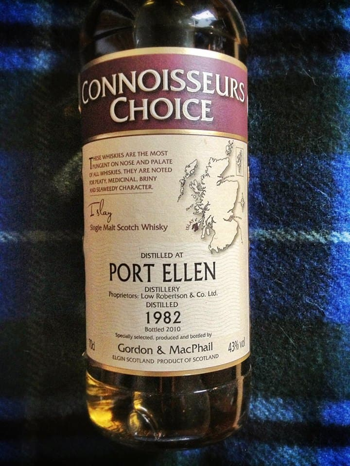 Port Ellen 1982