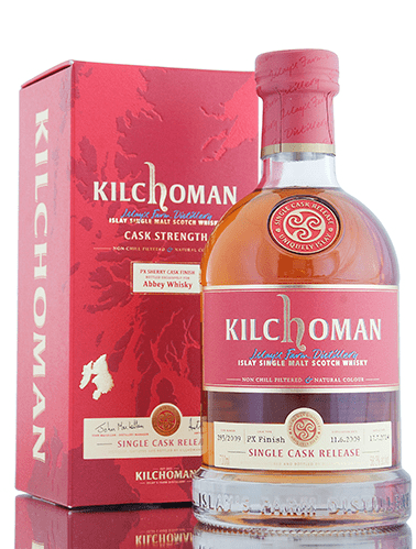 Kilchoman 2009 PX Finish Single Cask