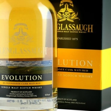 Glenglassaugh evolution whisky