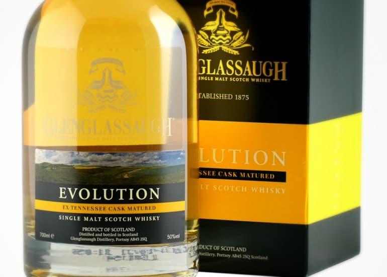 Glenglassaugh evolution whisky