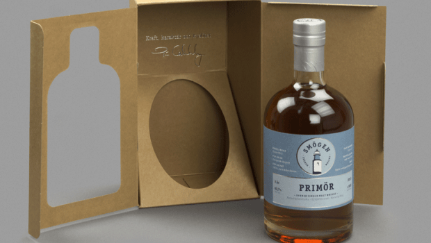bottle of Smögen Primör
