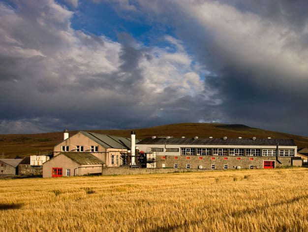 Glenfarclas - image from the distillery website
