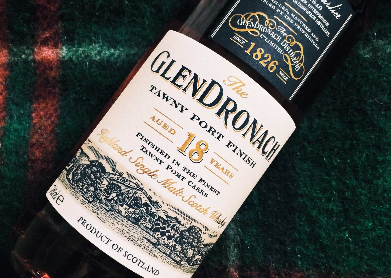 Glendronach 18 Year Old Tawny Port