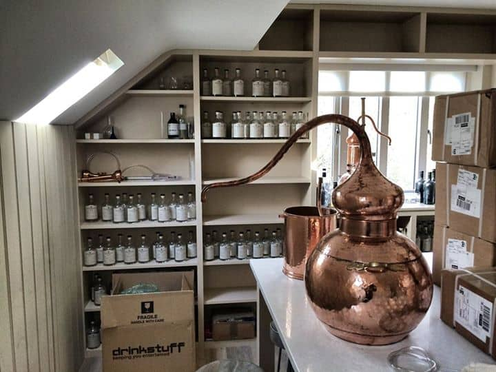 Cotswolds Distillery Lab