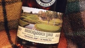 Bruichladdich 15 Year Old - Links Series Valhalla