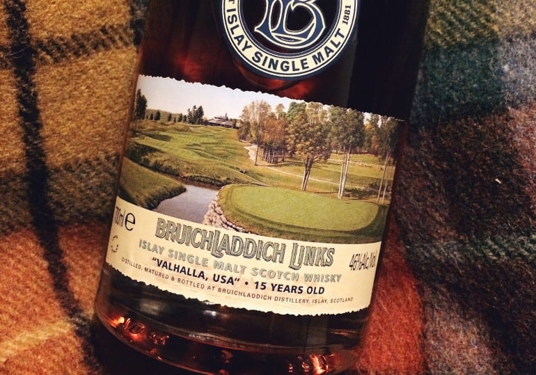 Bruichladdich 15 Year Old - Links Series Valhalla