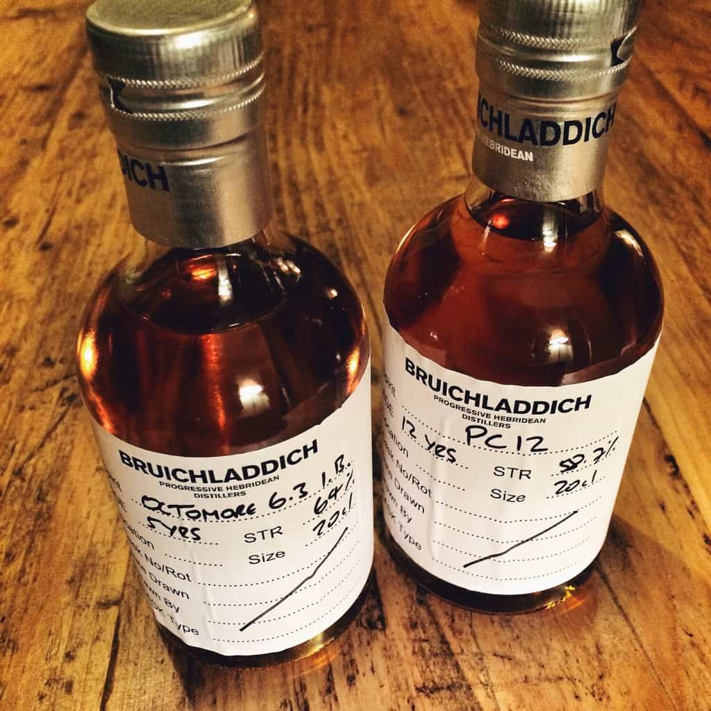Octomore and Port Charlotte