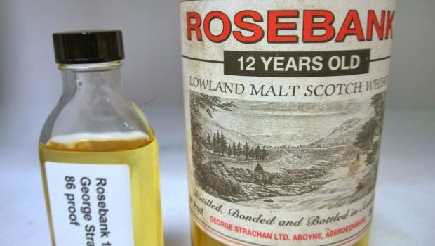 Rosebank 12 Years Old