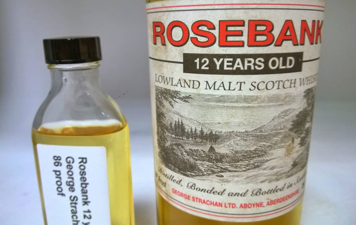 Rosebank 12 Years Old