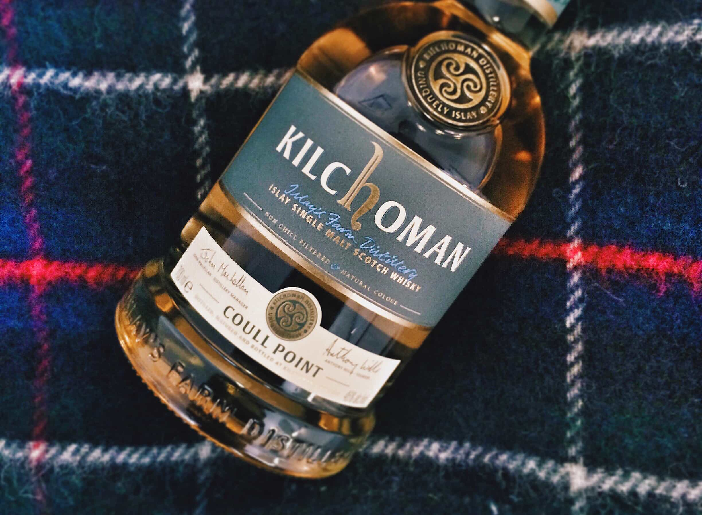 Kilchoman Coull Point