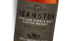 Deanston Toasted Oak