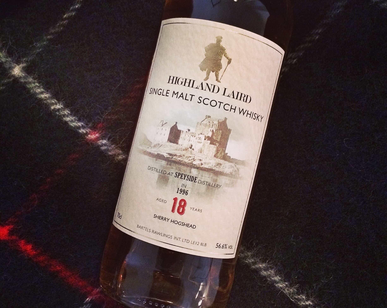 Highland Laird Speyside