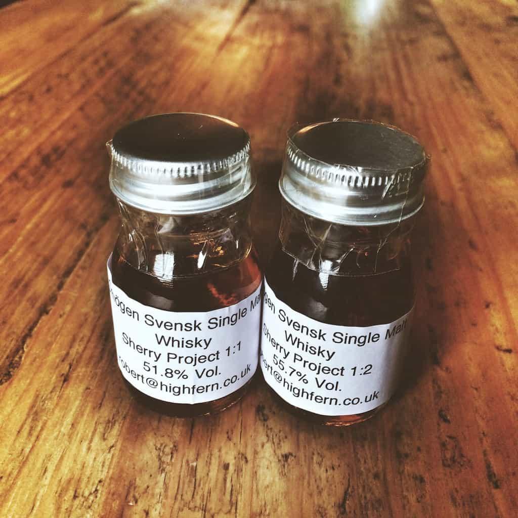 Smogen samples