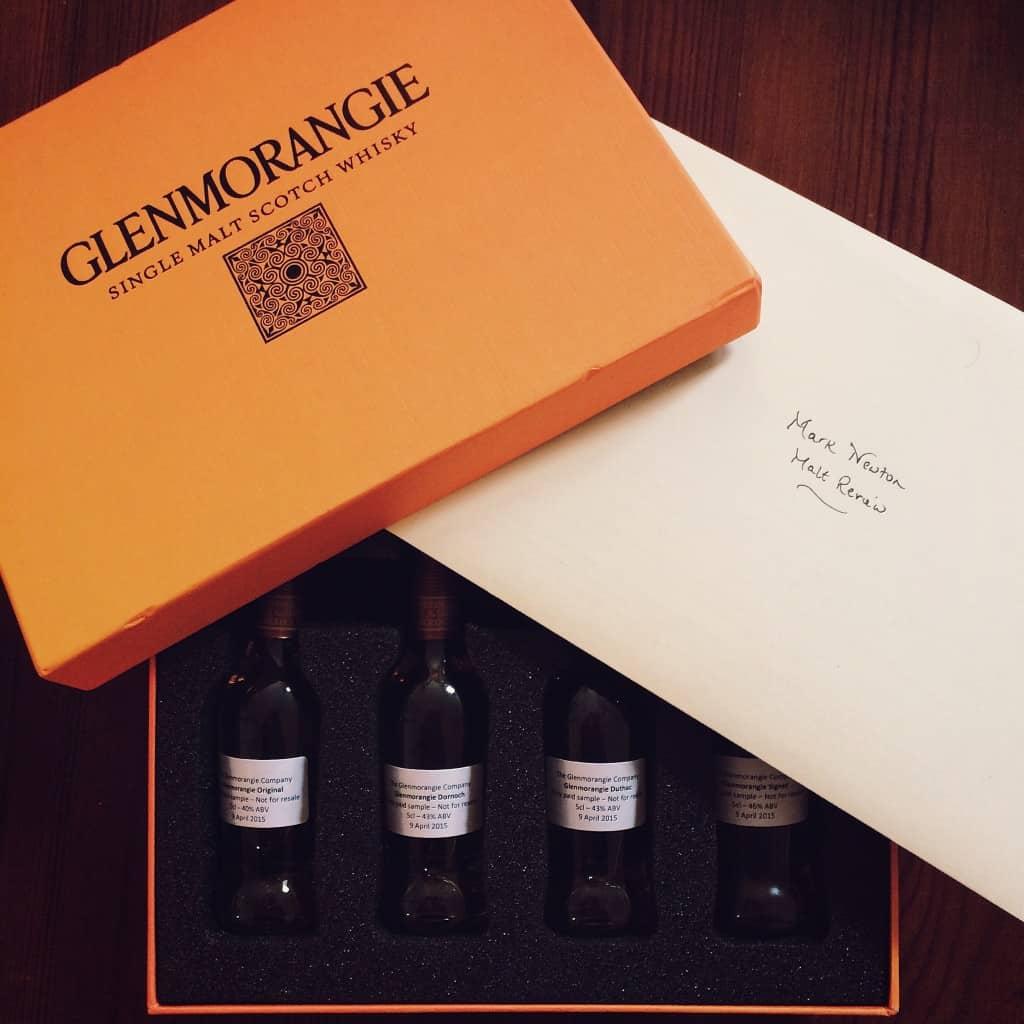 Glenmorangie pack