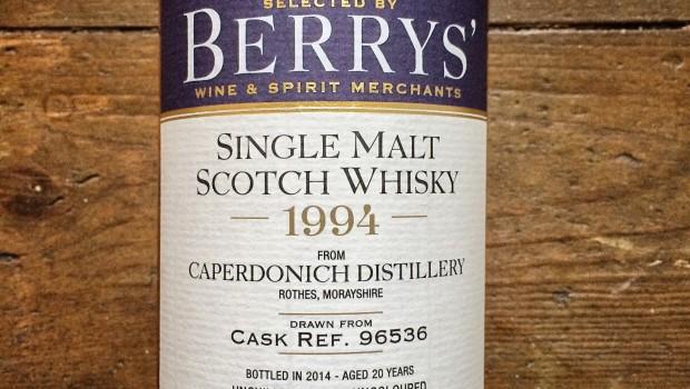 Caperdonich Berry's Bros 1994