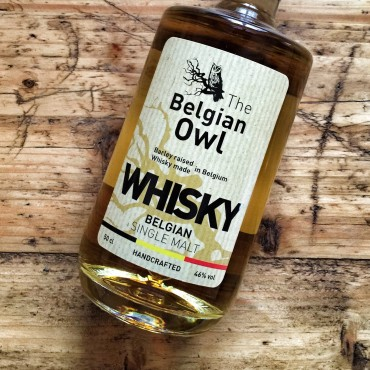 Belgian Owl Single malt whisky