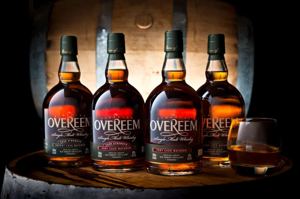 Bottles of overeem