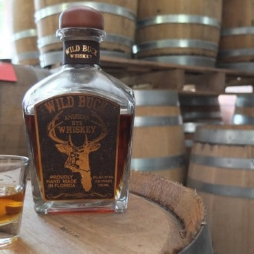 Wild Buck Whiskey