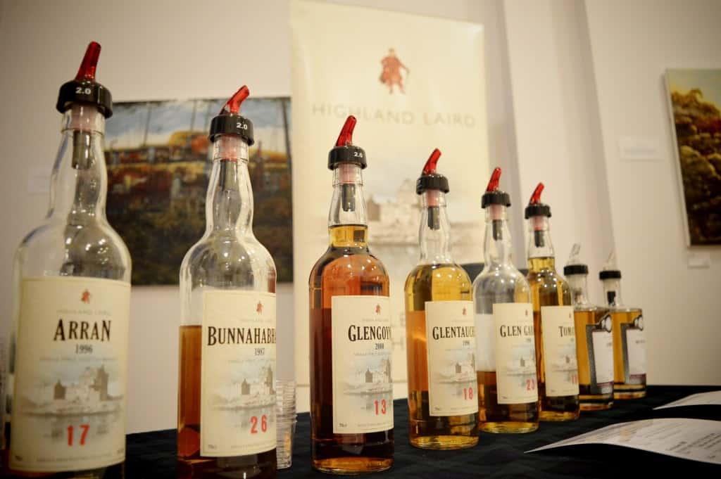Highland Laird bottles