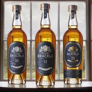 Royal Brackla whiskies
