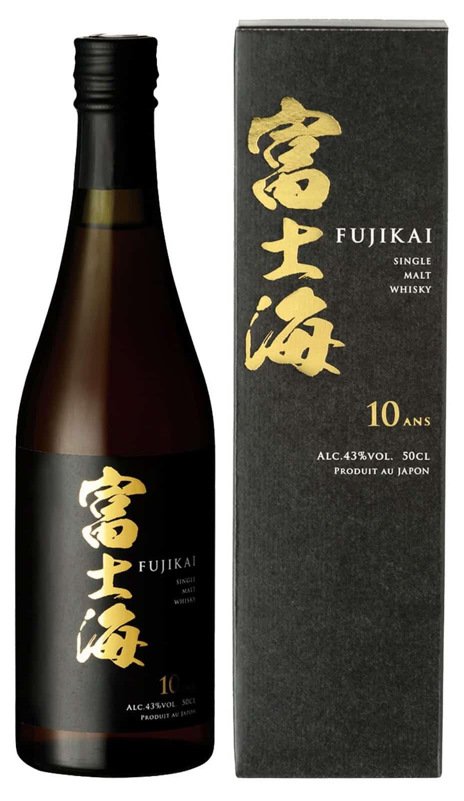 Fujikai Single Malt 10 Years Old