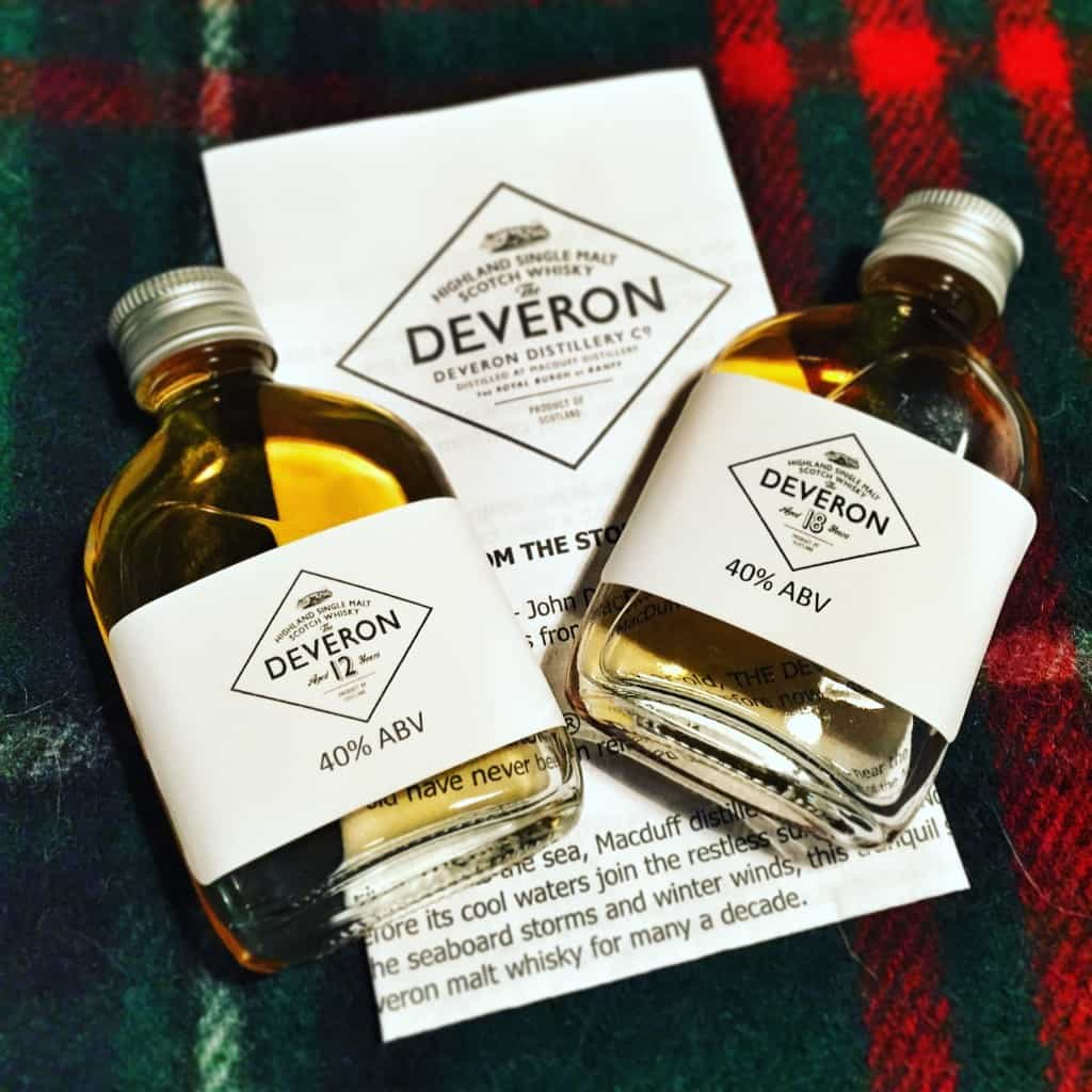 The Deveron whiskies