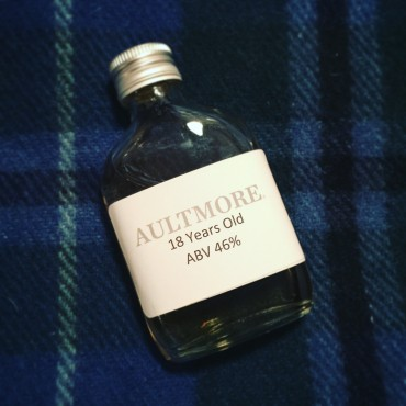 Aultmore 18