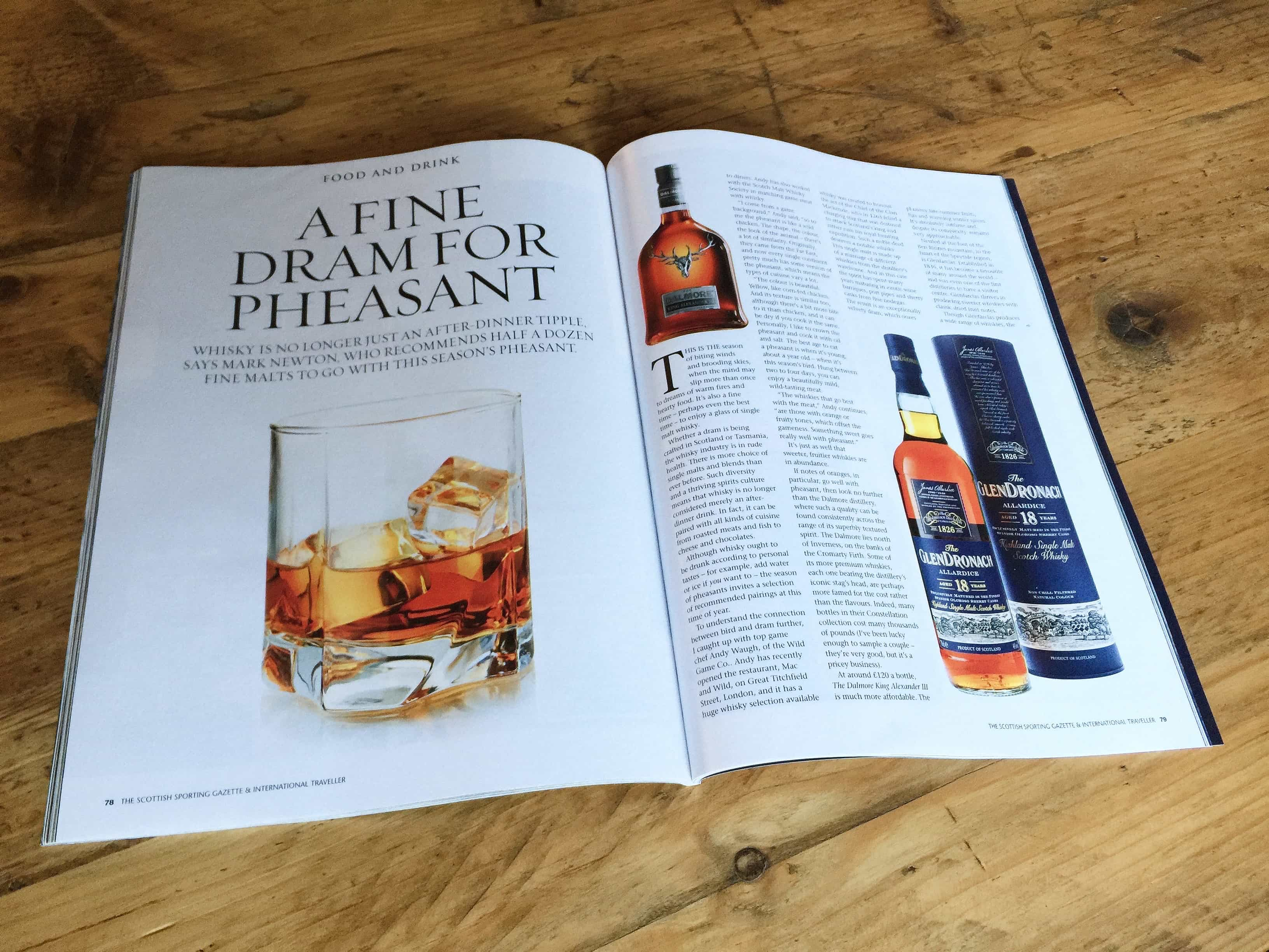 whisky article