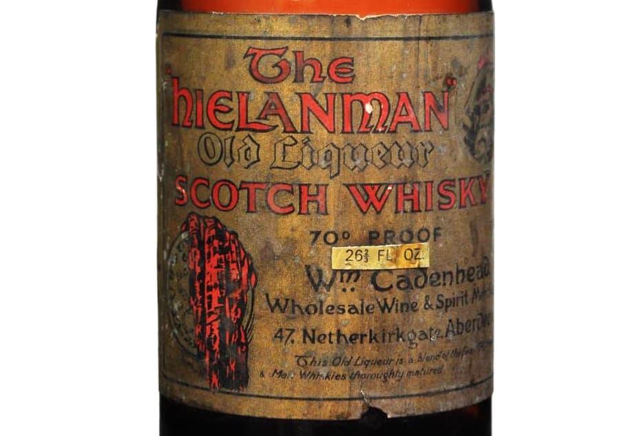 Hielanman Old Liqueur Scotch Whisky