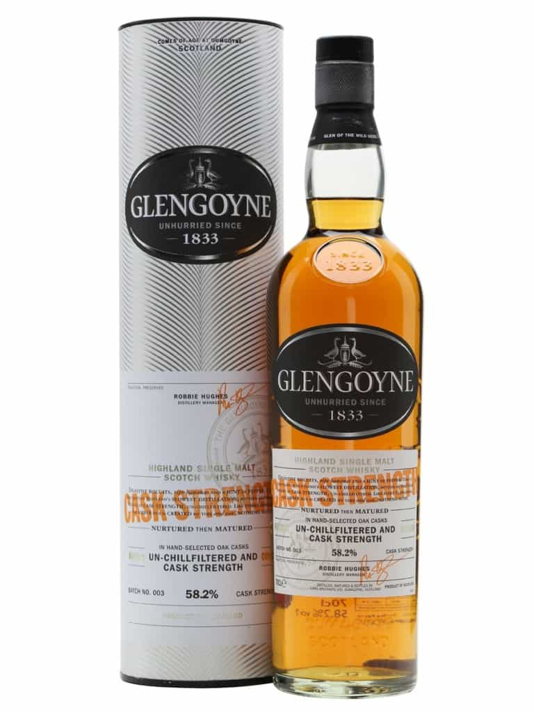 Glengoyne Cask Strength 3