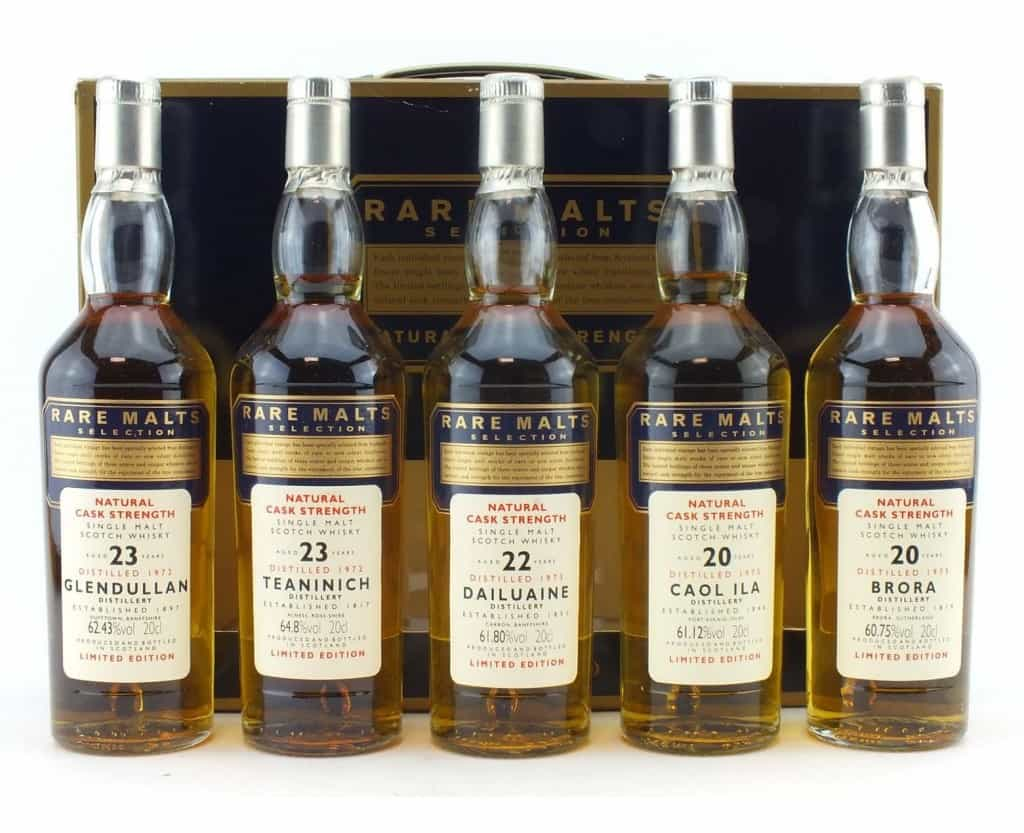 Rare Malts - Just Whisky Auction