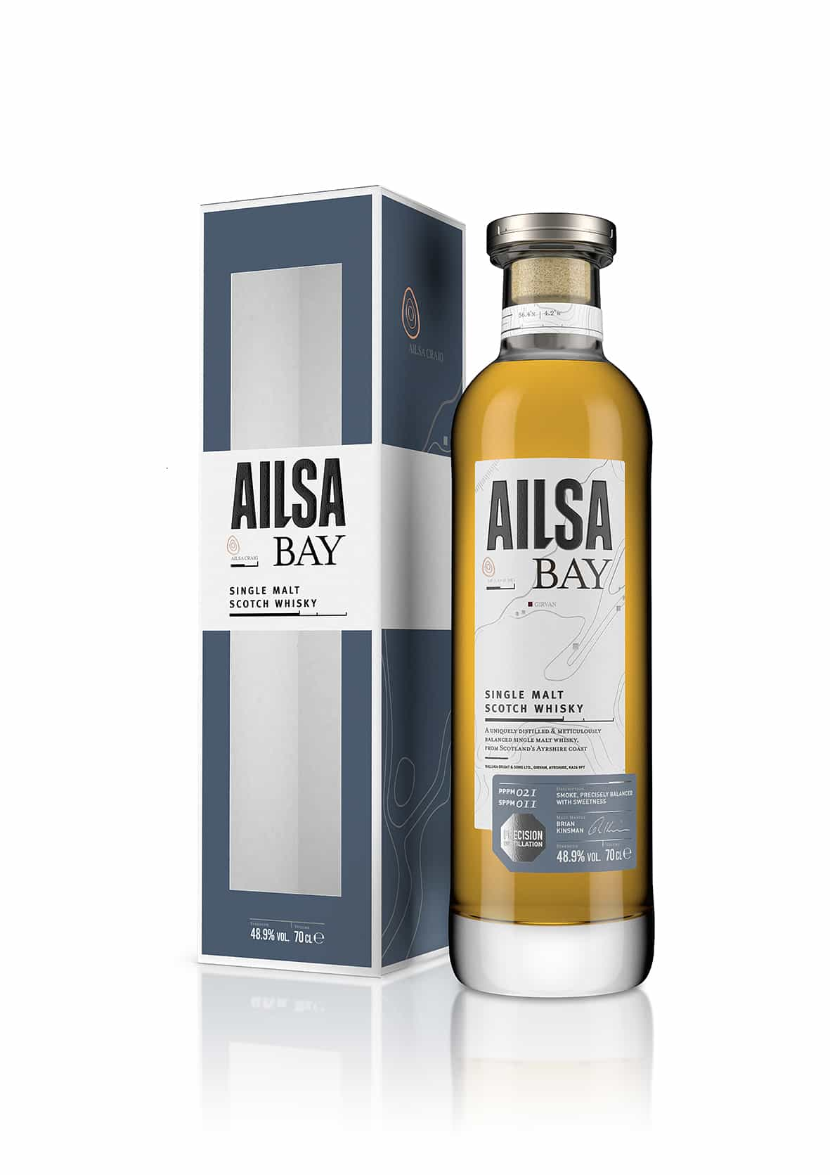 Ailsa Bay whisky