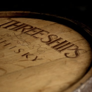 James Sedgwick's whisky cask