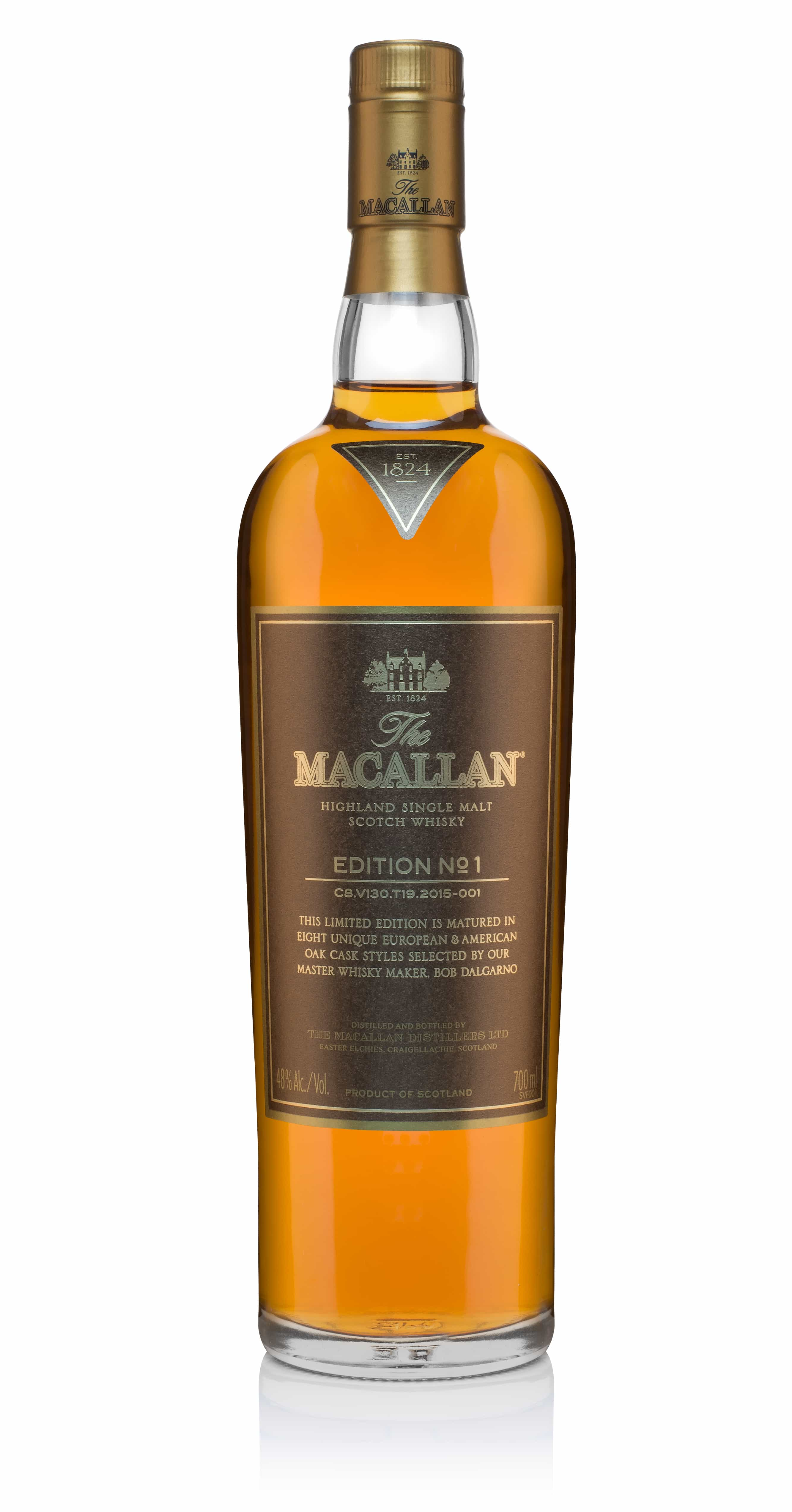 macallan edition 1 for sale uk