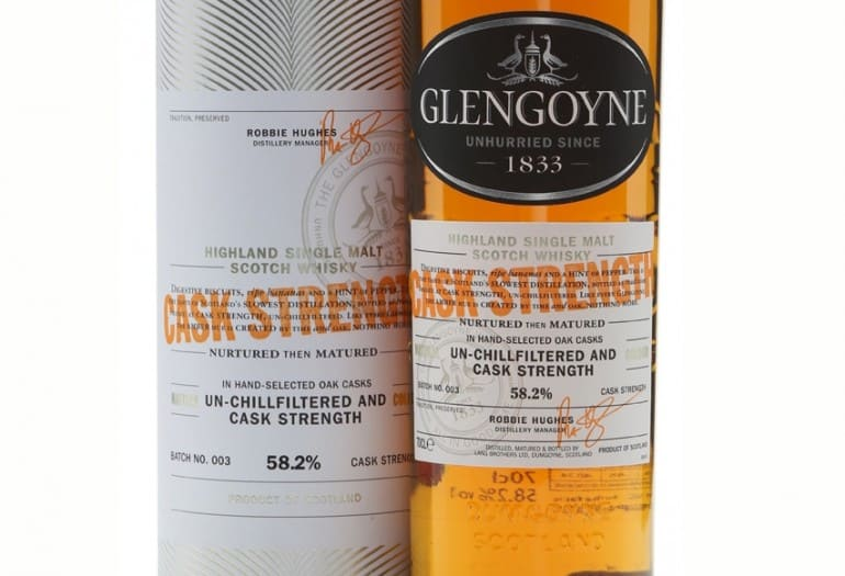 Glengoyne Cask Strength Batch 3