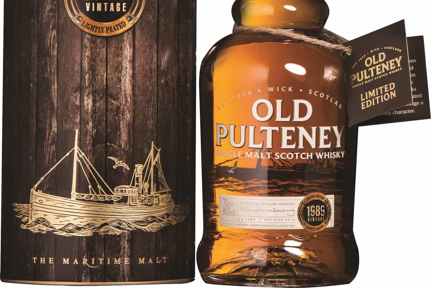 Old Pultleney 1989