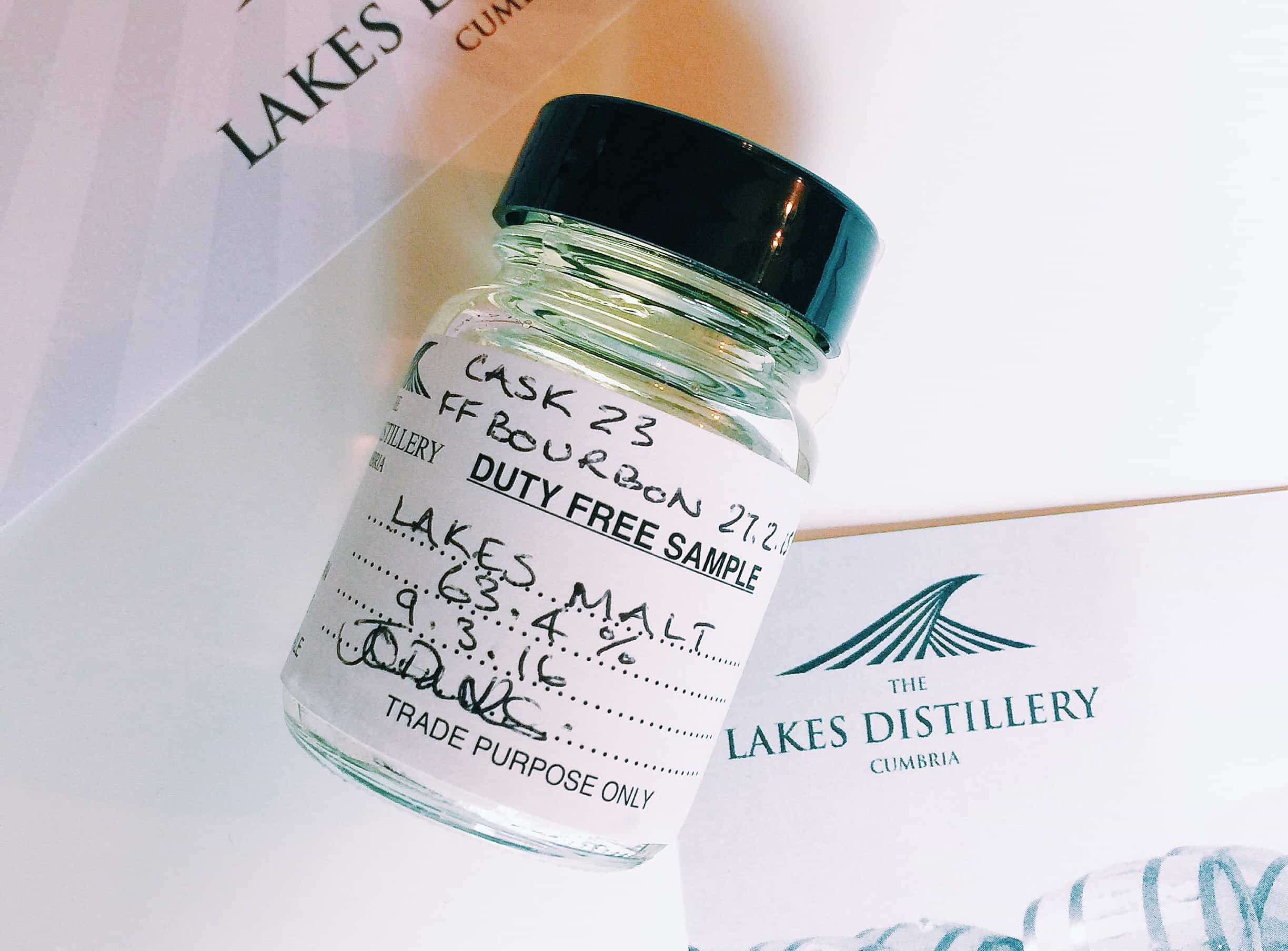Lakes Distillery Single Cask