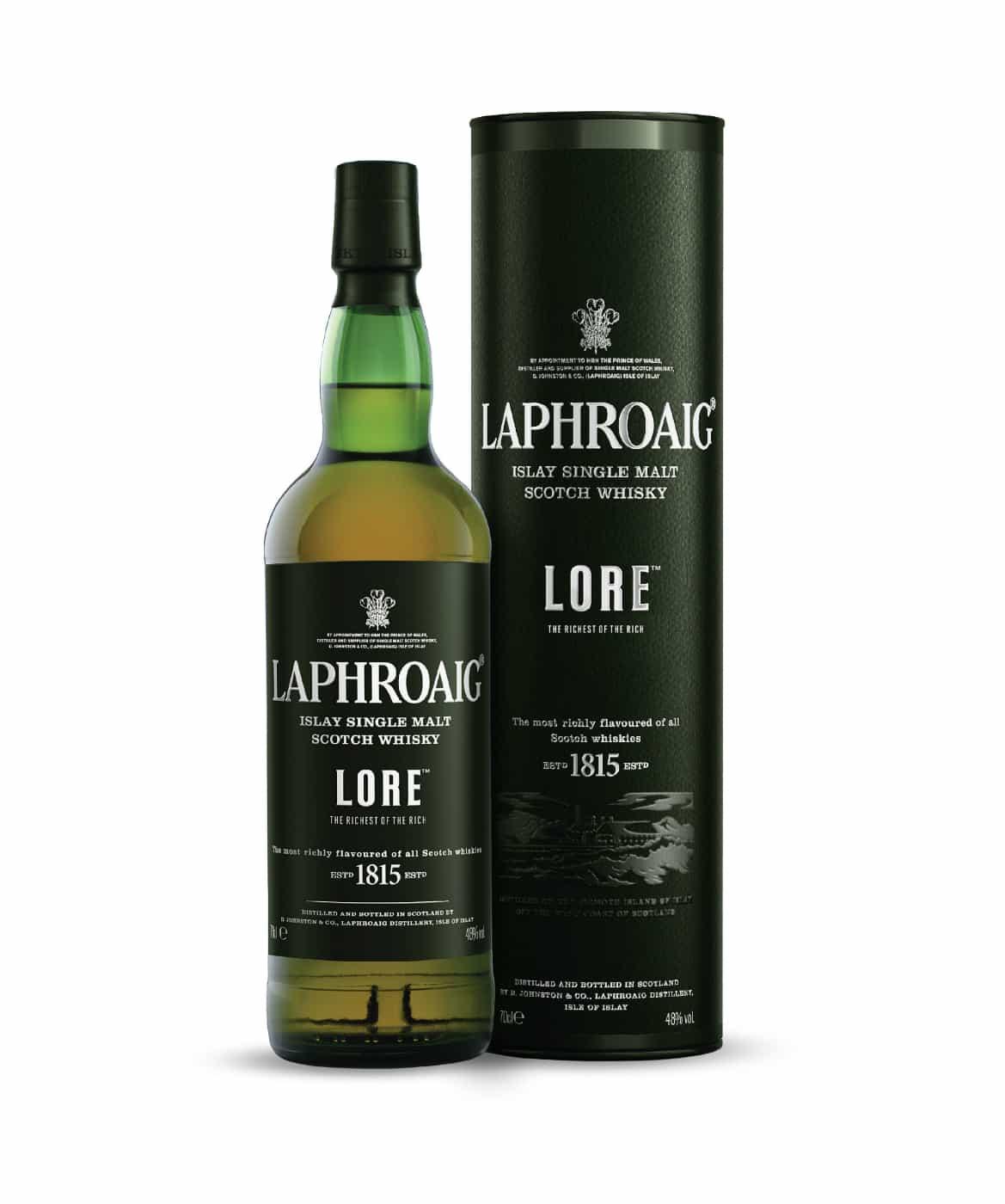 Laphroaig-Lore
