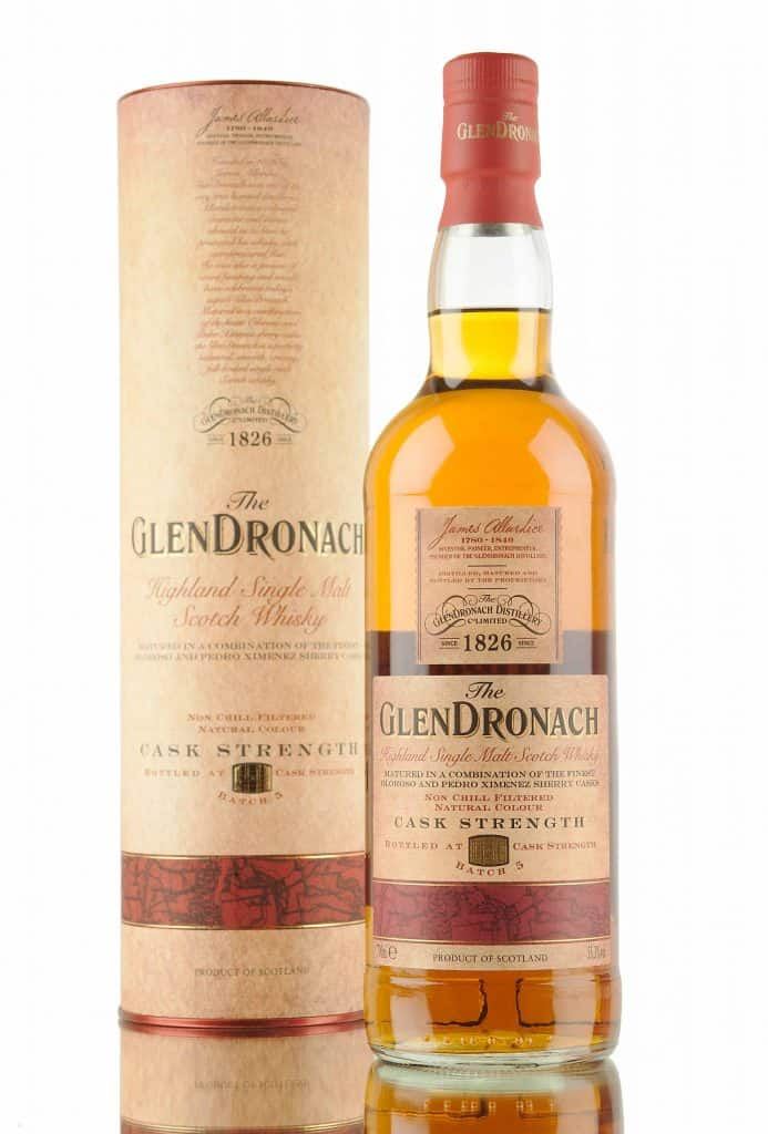 Glendronach Batch 5