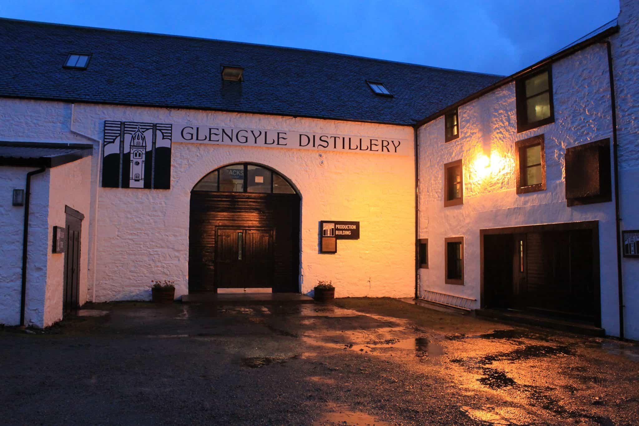 Glengyle Distillery