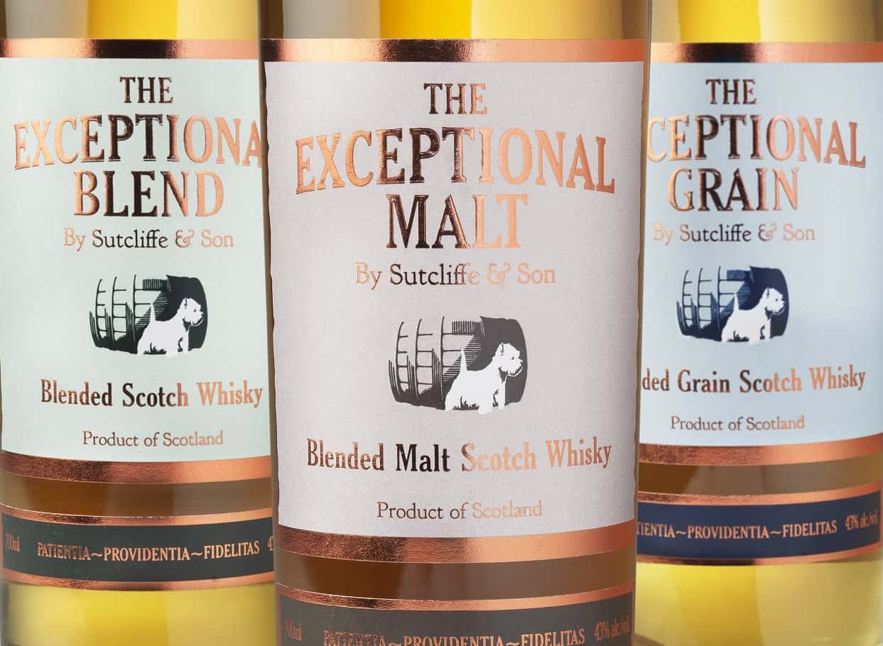 The Exceptional whisky