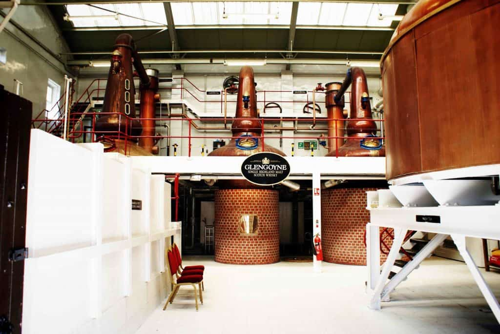 Glengoyne still house