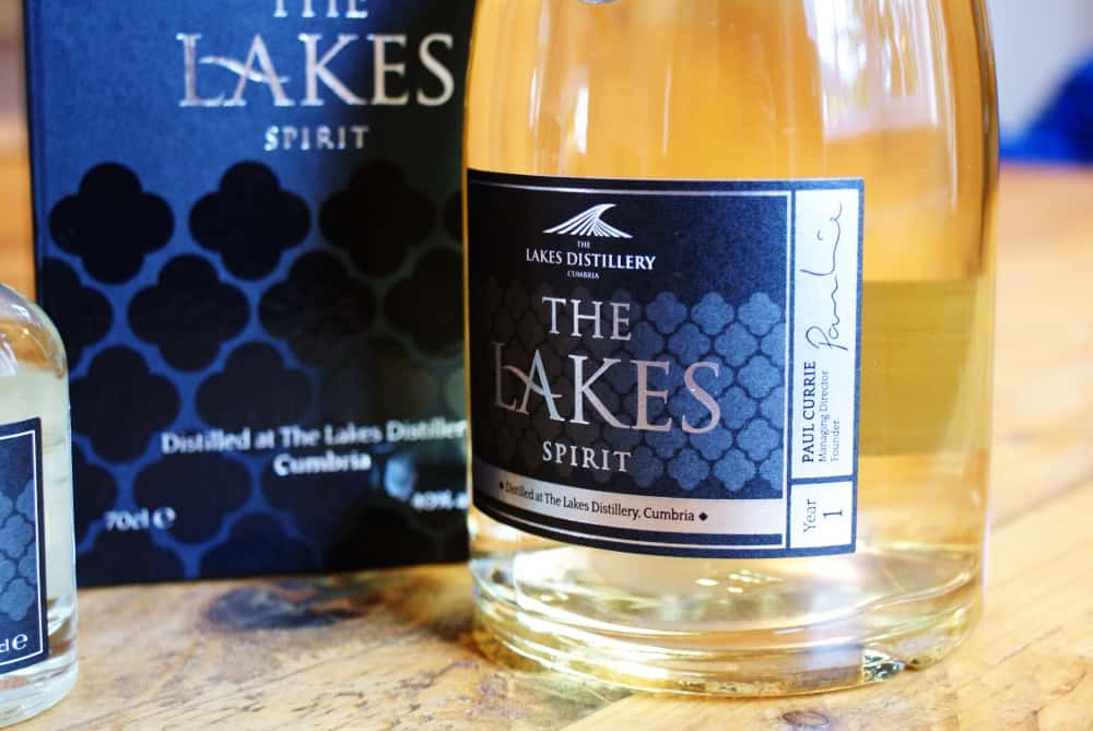 Lakes Distillery Spirit