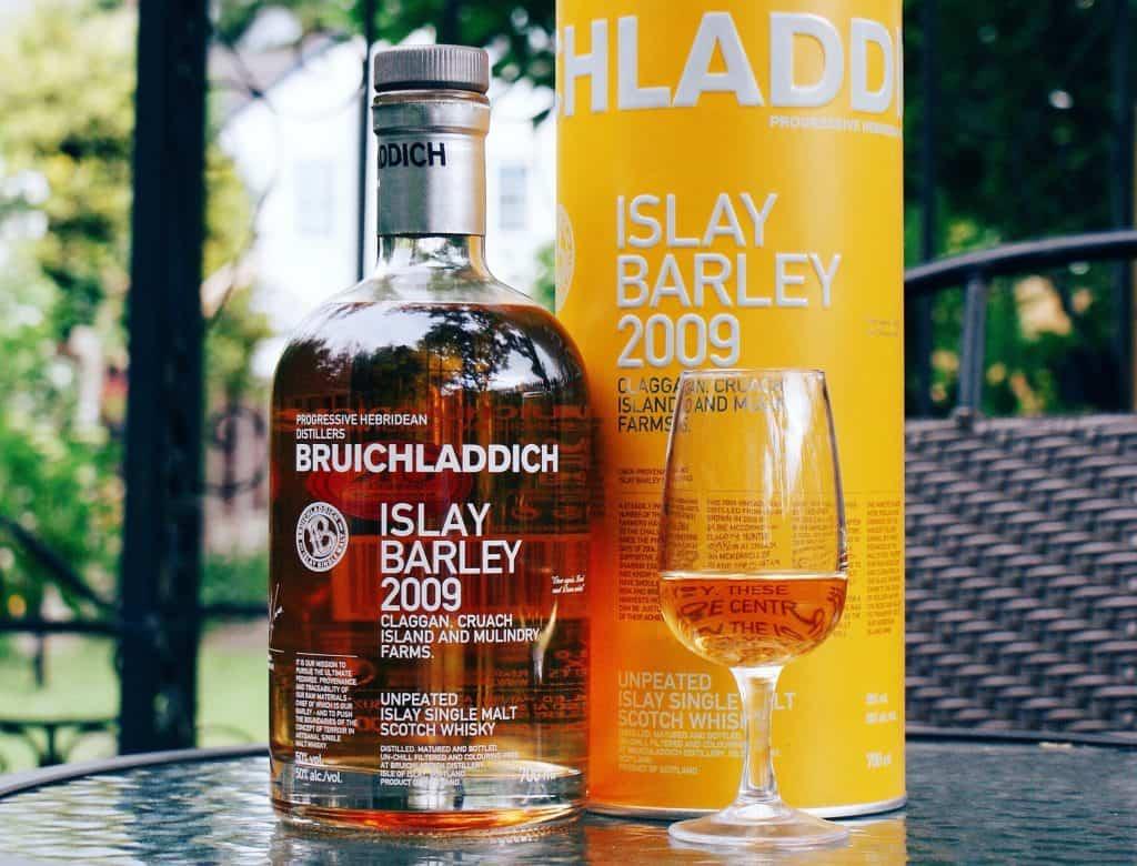 Bruichladdich Islay 2009