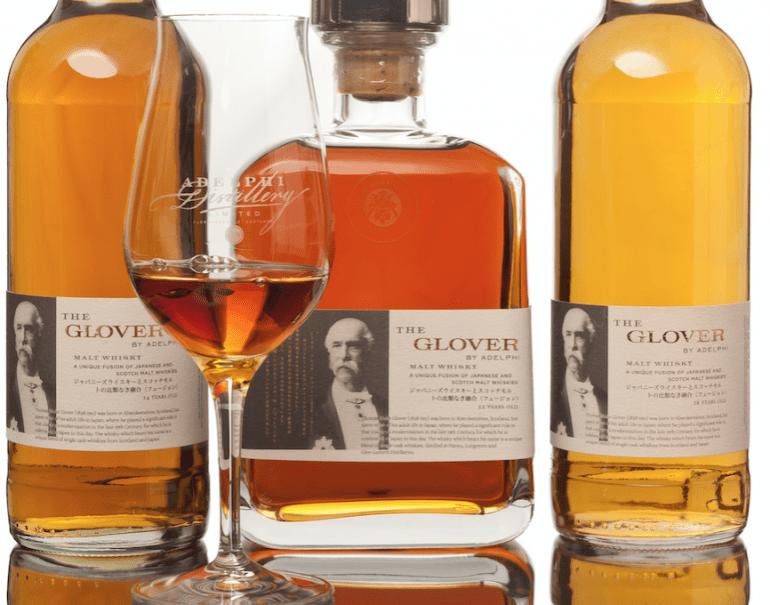 Glove whiskies range