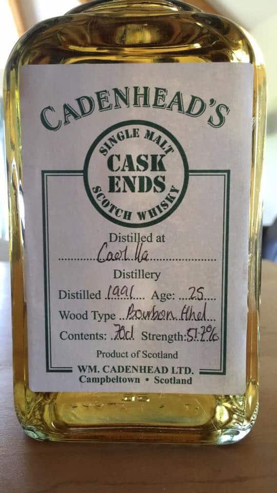 Cadenhead's Caol Ila