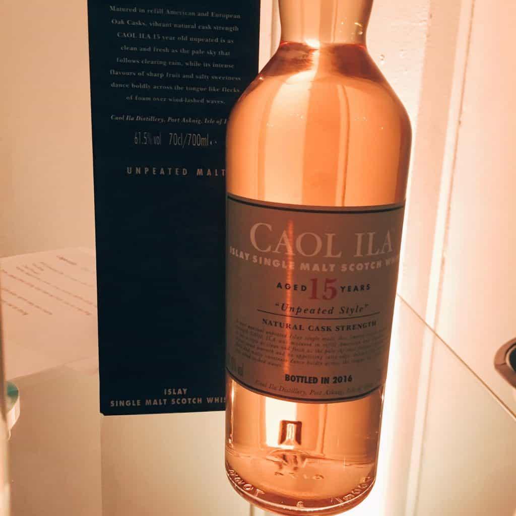 Caol Ila 15 unpeated Special Release