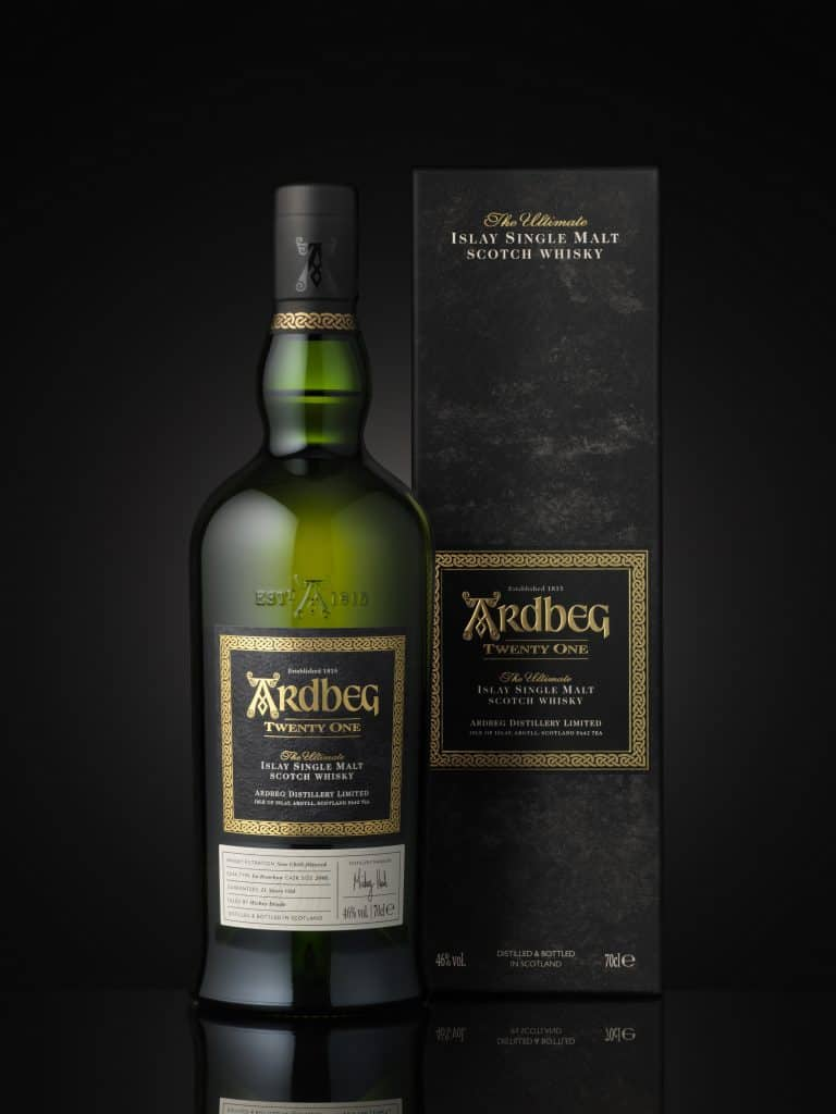 Ardbeg 21 Twenty One