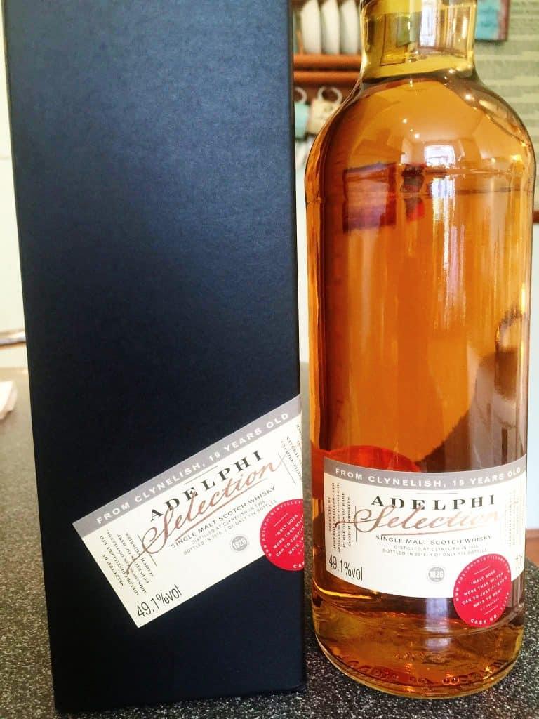 Adelphi whisky